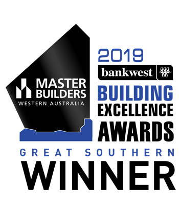 Winner - Great Southern Building Excellence Awards