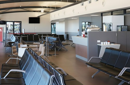 Geraldton Airport Departure Lounge Extension
