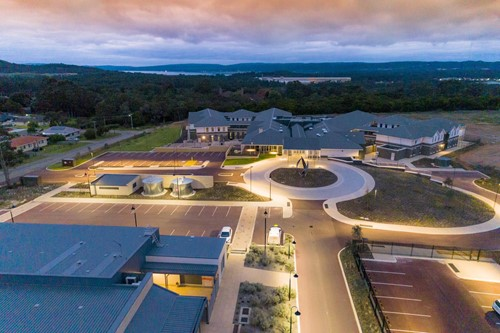 Lockyer Residential Care Facility