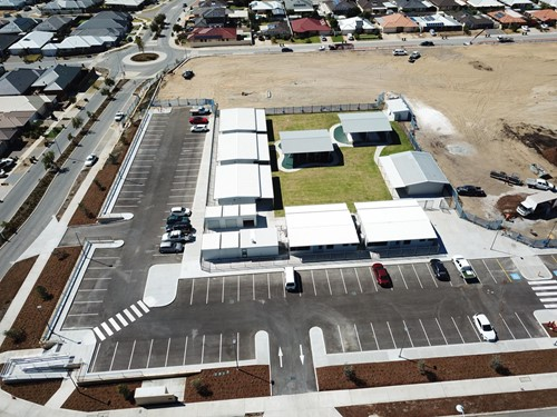 Banksia Grove East Primary School - Stage 1