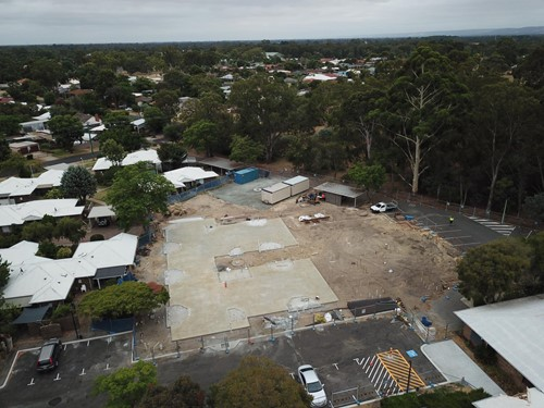 Bedingfeld Park Expansion Project - Stage 1