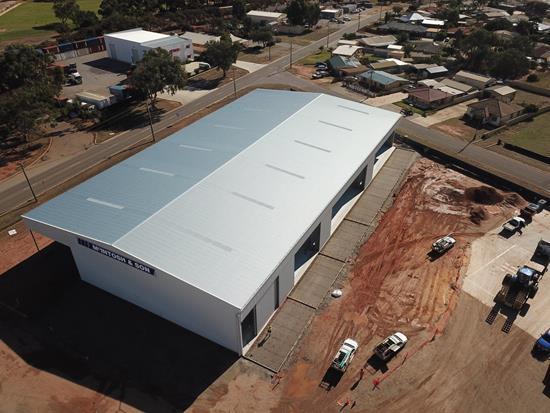 Geraldton Workshop Facility